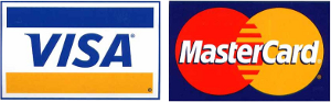 We take Visa and Mastercard payments. Ideal for plumbing emergencies on weekends and after hours.
