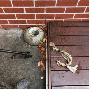 Drain cleaning using a drain snake in Melbourne
